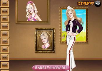 Игры Показ Мод На Оценку Жюри Барби